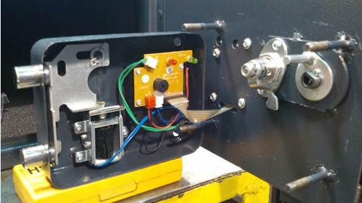 电子安全锁-国际工业分包与合作交流西安中心-订单