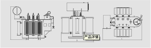 功能特点: 特点:产品机身采用可靠牢固的定位,能确保变压器长途运输和长期运行后器身不位移、绕组不变形,可不吊芯直接连网使用,同时产品具有性能稳定、可靠性高、结构紧凑、外形美观、节能降耗等特点。 产品标准: GB 1094.1-1996 GB 1094.2-1996 GB 1094.3-2003 GB 1094.